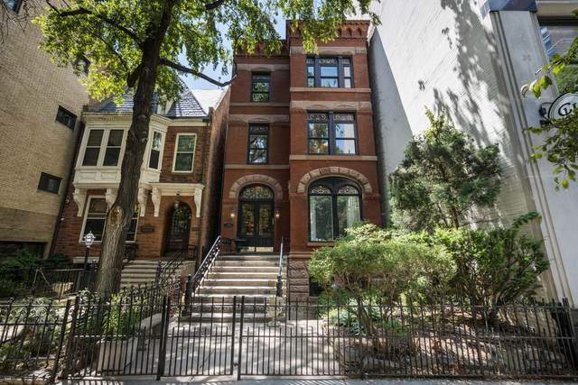 1240 N Dearborn Parkway #2, Chicago, IL 60610 (MLS #11135344) :: John Lyons Real Estate