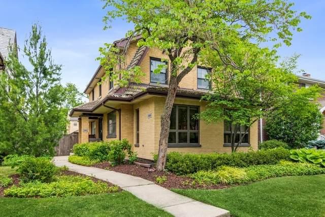 1005 N East Avenue, Oak Park, IL 60302 (MLS #11135404) :: John Lyons Real Estate