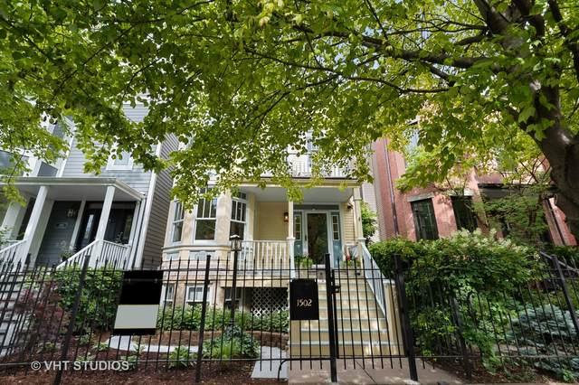 1502 N North Park Avenue, Chicago, IL 60610 (MLS #11135411) :: John Lyons Real Estate