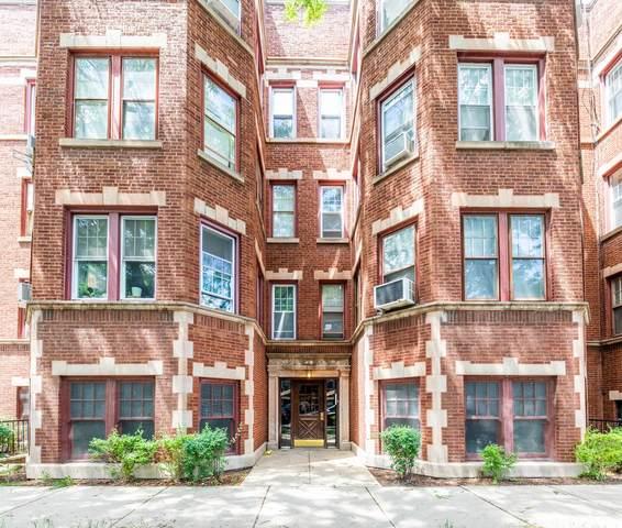 7004 S Oglesby Avenue #3, Chicago, IL 60649 (MLS #11135416) :: John Lyons Real Estate