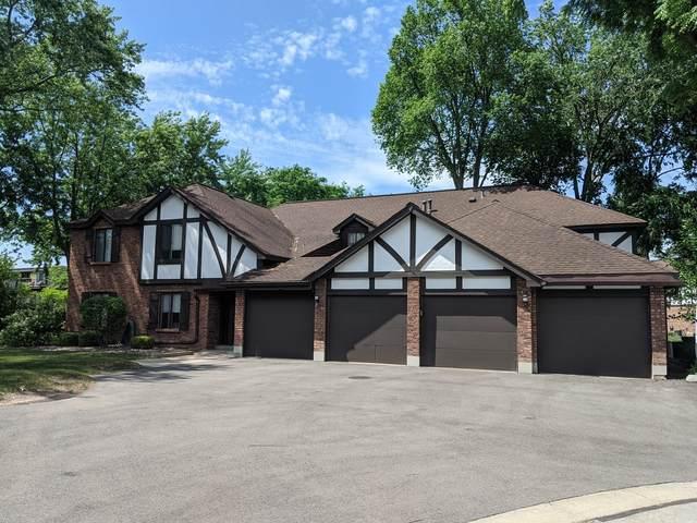 8246 Holly Court 15A, Palos Hills, IL 60465 (MLS #11135418) :: John Lyons Real Estate