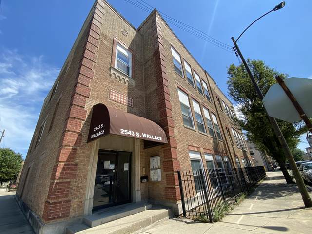 2543 S Wallace Street #2, Chicago, IL 60616 (MLS #11135422) :: John Lyons Real Estate