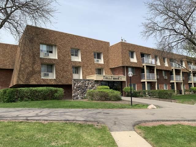 1 Villa Verde Drive #105, Buffalo Grove, IL 60089 (MLS #11135438) :: John Lyons Real Estate