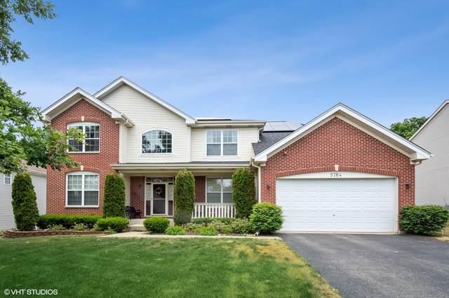 5784 Red Oak Drive, Hoffman Estates, IL 60192 (MLS #11135447) :: O'Neil Property Group