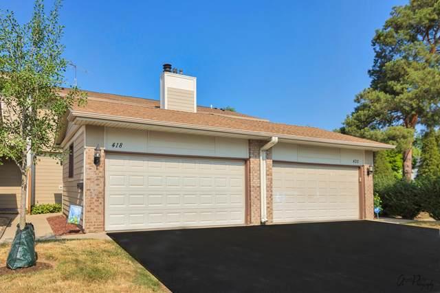 418 Grouse Lane, Deerfield, IL 60015 (MLS #11135453) :: Suburban Life Realty