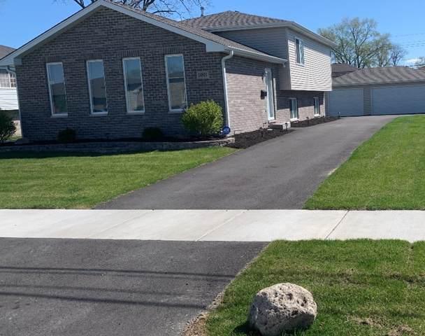 2909 140th Street, Blue Island, IL 60406 (MLS #11135476) :: John Lyons Real Estate