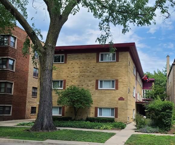 547 Sheridan Road 2W, Evanston, IL 60202 (MLS #11135504) :: John Lyons Real Estate