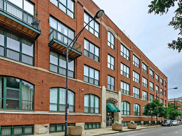 1727 S Indiana Avenue #324, Chicago, IL 60616 (MLS #11135514) :: John Lyons Real Estate