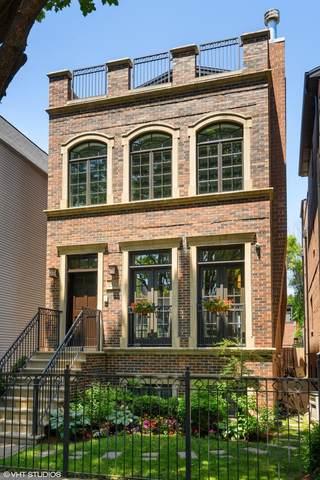 1502 W Oakdale Avenue, Chicago, IL 60657 (MLS #11135554) :: John Lyons Real Estate