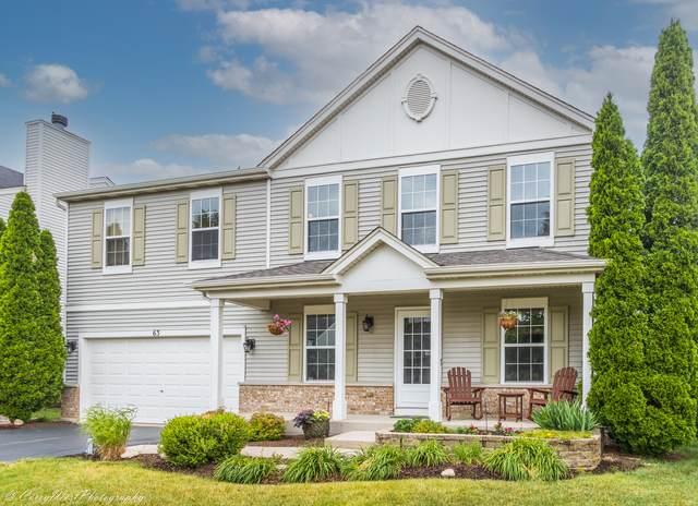 63 E Meadow Drive, Cortland, IL 60112 (MLS #11135662) :: Suburban Life Realty