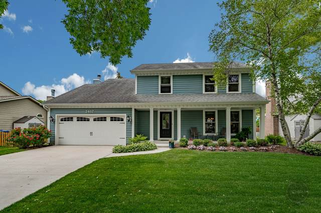 2417 Wendover Drive, Naperville, IL 60565 (MLS #11135703) :: Jacqui Miller Homes