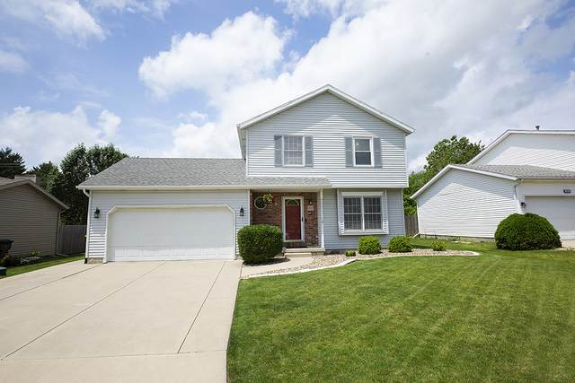 1617 Cutter Court, Normal, IL 61761 (MLS #11135984) :: Suburban Life Realty