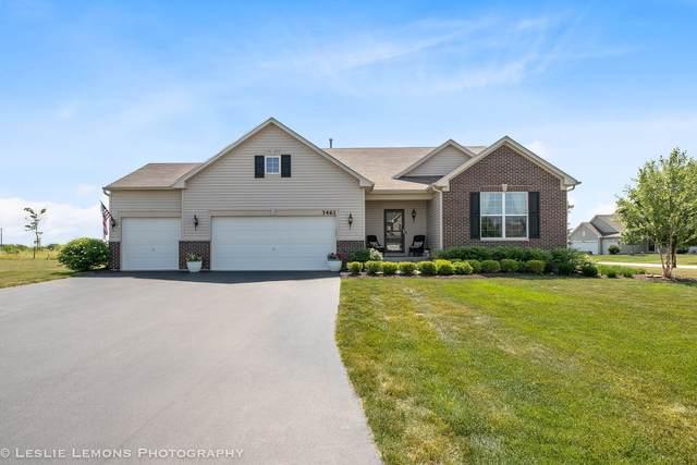 3461 Fletcher Lane, Aurora, IL 60506 (MLS #11136018) :: O'Neil Property Group