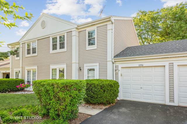 1270 Downing Street, Roselle, IL 60172 (MLS #11136117) :: Jacqui Miller Homes