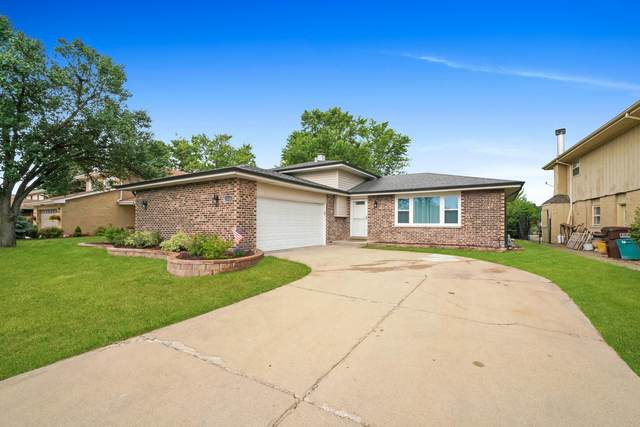 15526 Rob Roy Drive, Oak Forest, IL 60452 (MLS #11136220) :: Schoon Family Group