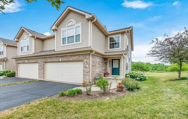 941 Oak Ridge Boulevard, Elgin, IL 60120 (MLS #11136336) :: O'Neil Property Group