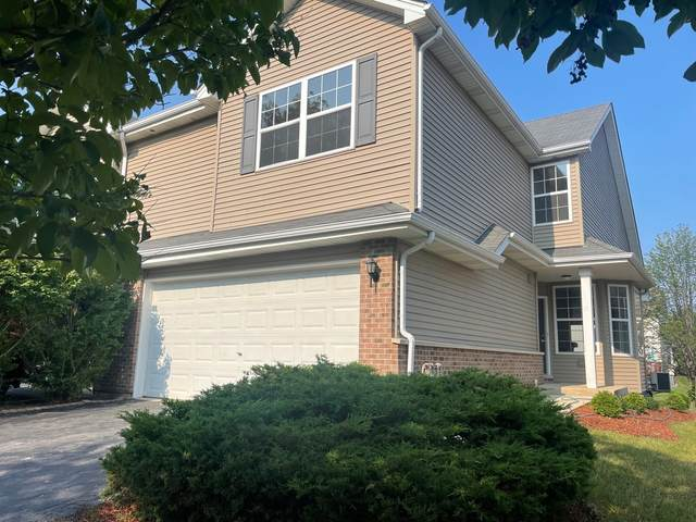 498 N Maggie Lane, Romeoville, IL 60446 (MLS #11136338) :: Jacqui Miller Homes