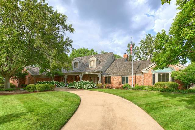 1208 Waverly Drive, Champaign, IL 61821 (MLS #11136535) :: John Lyons Real Estate