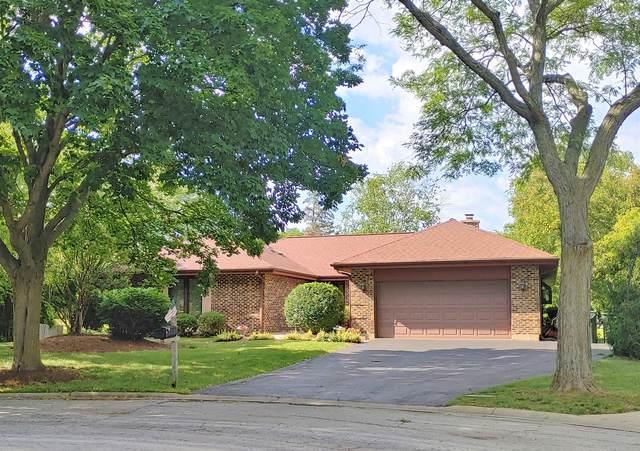 1220 W Clinton Court, Palatine, IL 60067 (MLS #11136624) :: O'Neil Property Group