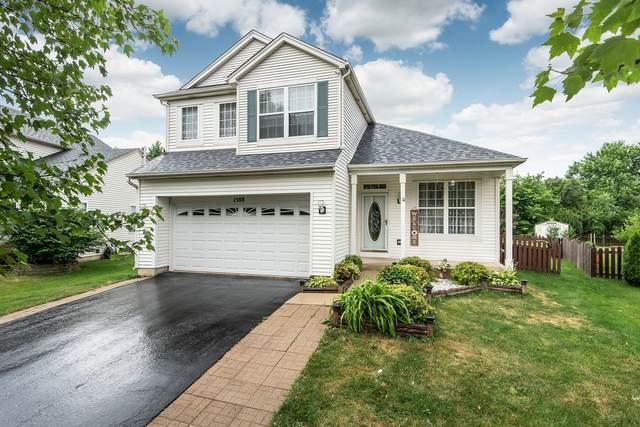 1588 Sunflower Drive, Romeoville, IL 60446 (MLS #11136699) :: O'Neil Property Group