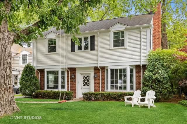2233 Kenilworth Avenue, Wilmette, IL 60091 (MLS #11136711) :: Suburban Life Realty