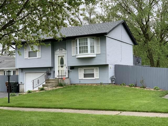 410 E Clark Street, Glenwood, IL 60425 (MLS #11136950) :: Jacqui Miller Homes