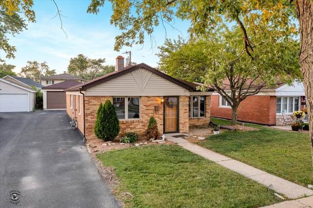 3164 W Park Lane Drive, Merrionette Park, IL 60803 (MLS #11136998) :: O'Neil Property Group
