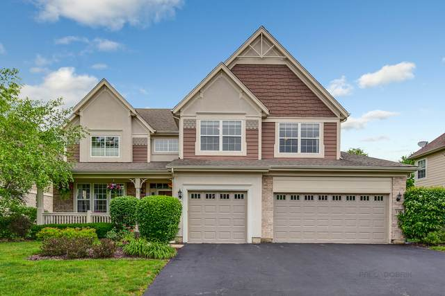 154 Colonial Drive, Vernon Hills, IL 60061 (MLS #11137114) :: O'Neil Property Group