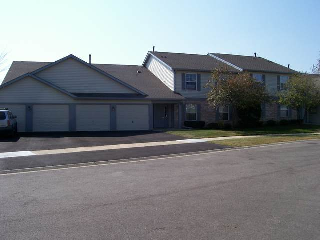 1053 N Village Drive #3, Round Lake Beach, IL 60073 (MLS #11137161) :: O'Neil Property Group