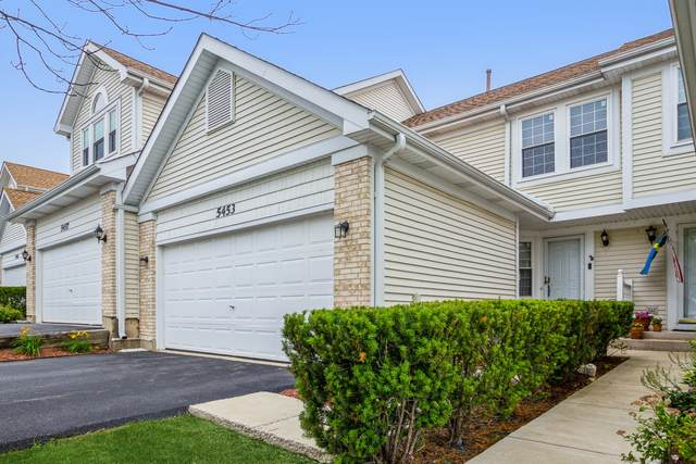 5453 Ridge Crossing, Hanover Park, IL 60133 (MLS #11137220) :: Suburban Life Realty