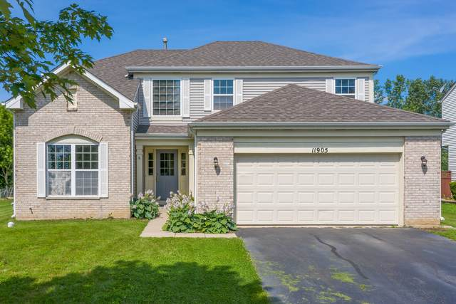 11905 Blue Bayou Drive, Huntley, IL 60142 (MLS #11137364) :: O'Neil Property Group