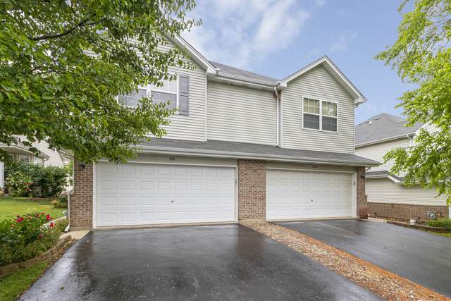 504 N Maggie Lane #504, Romeoville, IL 60446 (MLS #11137384) :: Jacqui Miller Homes