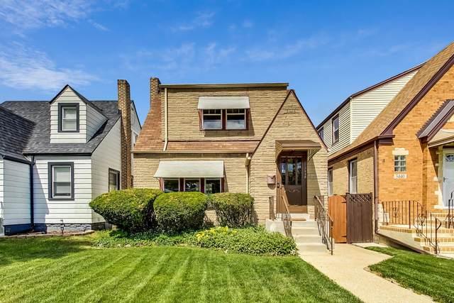 3436 N Oleander Avenue, Chicago, IL 60634 (MLS #11137397) :: The Wexler Group at Keller Williams Preferred Realty