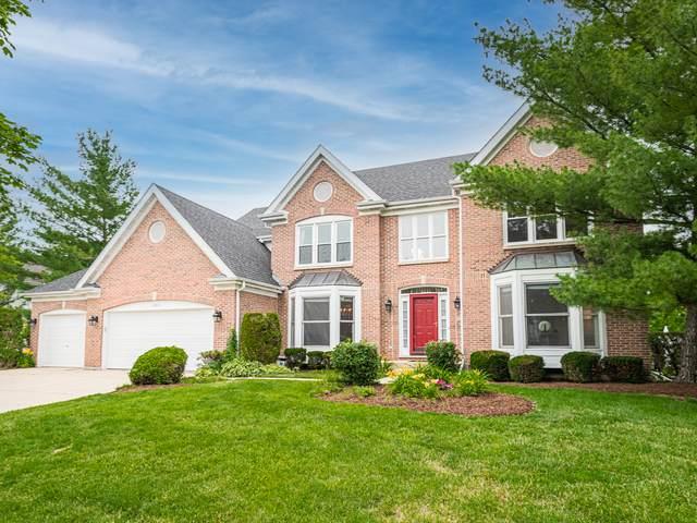 1240 Montclaire Place, Schaumburg, IL 60173 (MLS #11137432) :: Jacqui Miller Homes