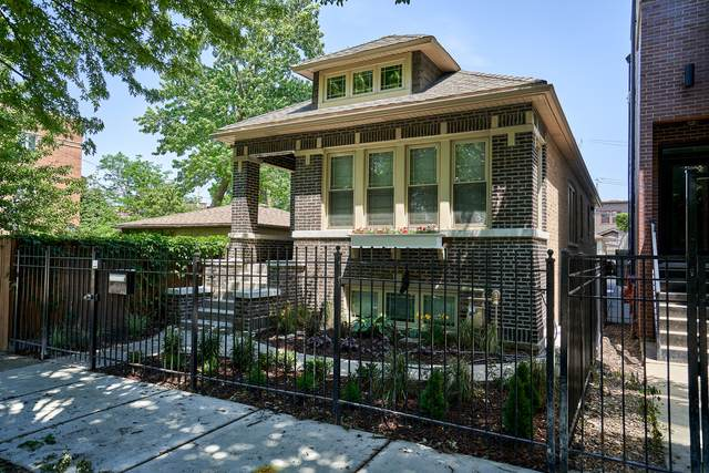 3603 S Leavitt Street, Chicago, IL 60609 (MLS #11137435) :: Jacqui Miller Homes