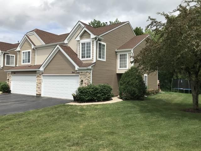 344 Locksley Drive, Streamwood, IL 60107 (MLS #11137553) :: Jacqui Miller Homes