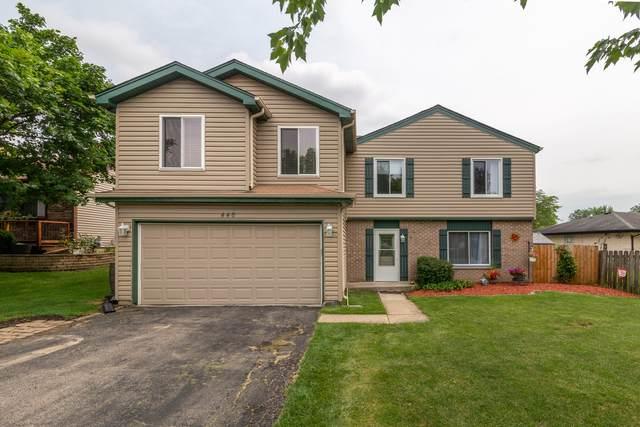 446 Flint Trail, Carol Stream, IL 60188 (MLS #11137666) :: John Lyons Real Estate