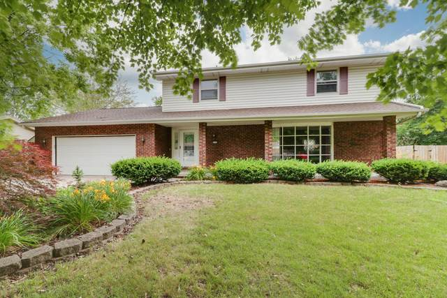 1110 Andover Street, Bloomington, IL 61704 (MLS #11137876) :: O'Neil Property Group