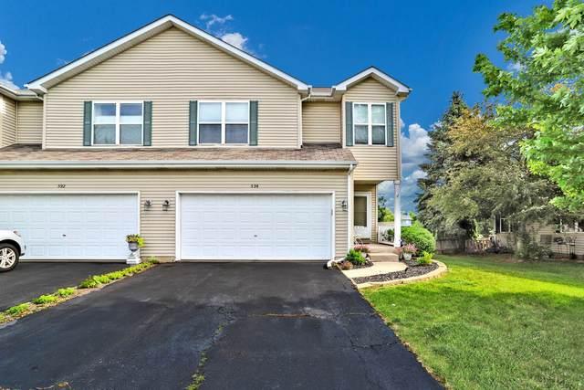 594 Chestnut Drive, Oswego, IL 60543 (MLS #11137883) :: O'Neil Property Group