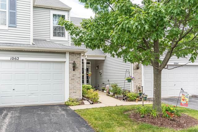 1062 Colonial Drive #1062, Joliet, IL 60432 (MLS #11138017) :: Suburban Life Realty