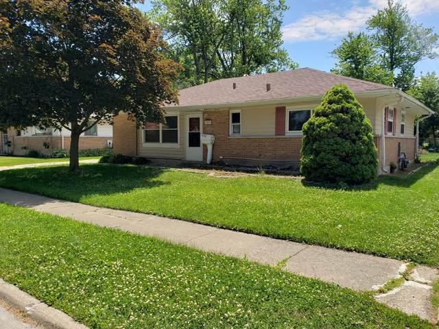 309 Waldmann Drive, Park Forest, IL 60466 (MLS #11138050) :: O'Neil Property Group