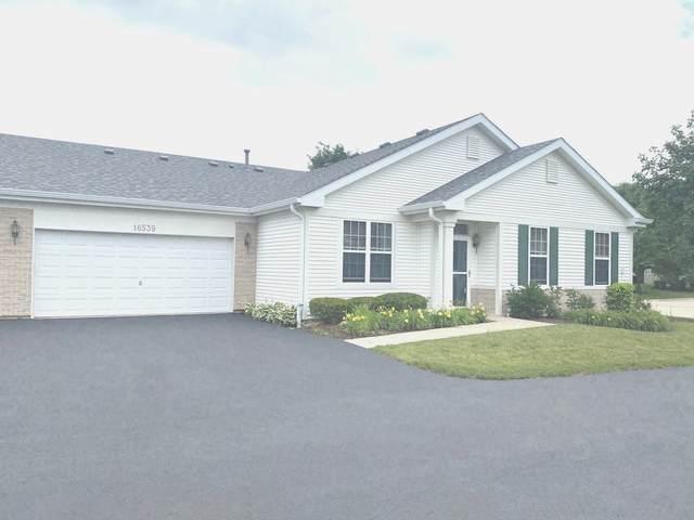 16539 Buckner Pond Way #0, Crest Hill, IL 60403 (MLS #11138198) :: Jacqui Miller Homes