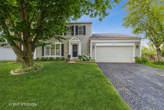 2101 Cumberland Parkway, Algonquin, IL 60102 (MLS #11138544) :: Suburban Life Realty