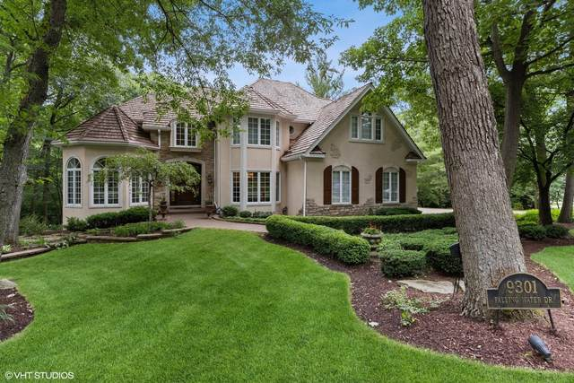 9301 Falling Waters Drive, Burr Ridge, IL 60527 (MLS #11138674) :: The Wexler Group at Keller Williams Preferred Realty