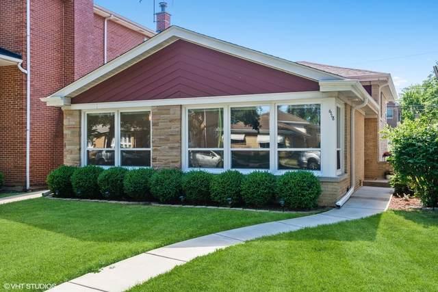 6118 N Tripp Avenue, Chicago, IL 60646 (MLS #11138746) :: O'Neil Property Group