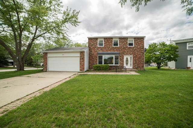 816 Adler Court, Schaumburg, IL 60194 (MLS #11138800) :: Jacqui Miller Homes