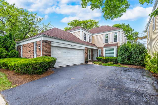 10 The Court Of Lagoon View Court, Northbrook, IL 60062 (MLS #11138848) :: Suburban Life Realty