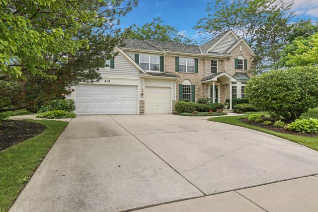 401 W Camargo Court, Vernon Hills, IL 60061 (MLS #11139022) :: O'Neil Property Group