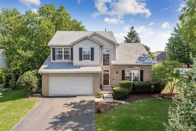 418 Barnaby Drive, Oswego, IL 60543 (MLS #11139037) :: O'Neil Property Group