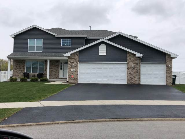 1465 Clifton Avenue, Beecher, IL 60401 (MLS #11139225) :: The Wexler Group at Keller Williams Preferred Realty